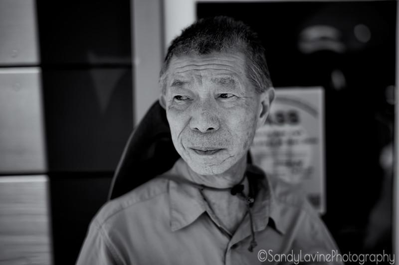 Hal Kim at Point Reyes Station