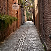 Charleston, South Carolina, Magnolias Restaurant alley