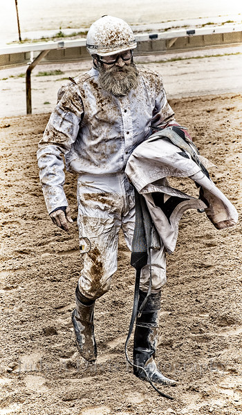 Jockey, Rillito Racetrack, Tucson, Arizona