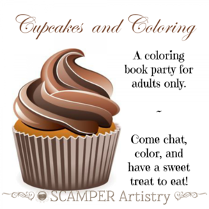 Cupcakes and Coloring