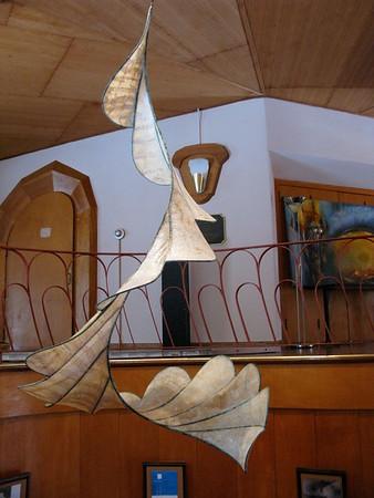 Sculptures Installation