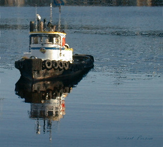 Eagle Harbor Tug