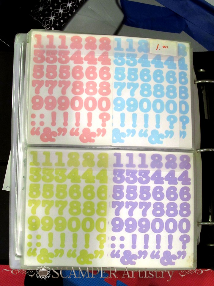 img_6027 - number stickers $1.00 per sheet