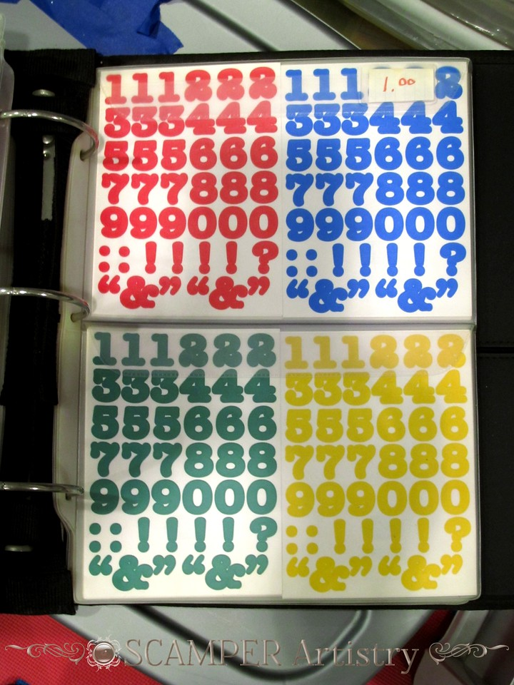 img_6024 - number stickers $1.00 per sheet