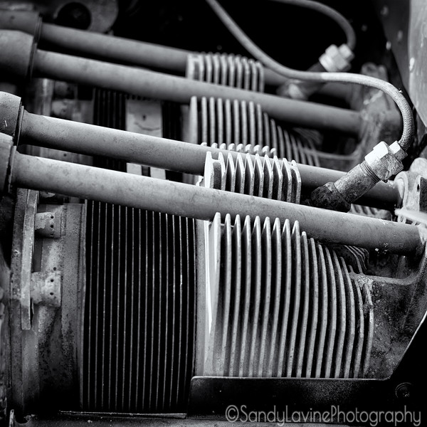 Cessna Engine Detail