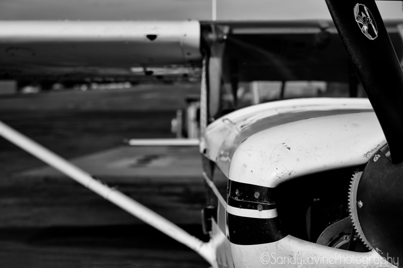Cessna Prop And Wing