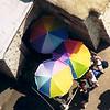 Umbrellas at Niagara
