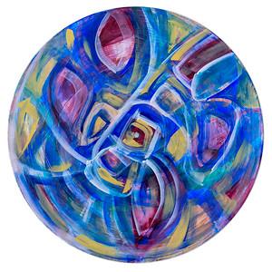 Sara Roizen Vinyl Mandala - Vol 2 Side 21