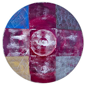Sara Roizen Vinyl Mandala - Vol 2 Side 61