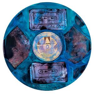 Sara Roizen Vinyl Mandala - Vol 2 Side 26