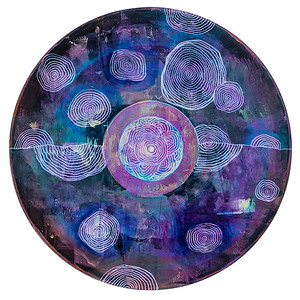 Sara Roizen Vinyl Mandala - Vol 2 Side 34