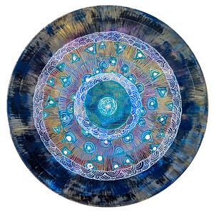Sara Roizen Vinyl Mandala - Vol 2 Side 33