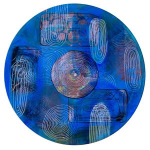 Sara Roizen Vinyl Mandala - Vol 2 Side 25