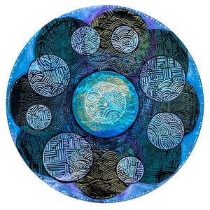 Sara Roizen Vinyl Mandala - Vol 2 Side 50