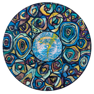 Sara Roizen Vinyl Mandala - Vol 2 Side 51