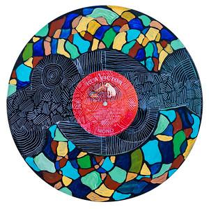 Sara Roizen Vinyl Mandala - Vol 2 Side 48