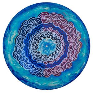 Sara Roizen Vinyl Mandala - Vol 2 Side 13