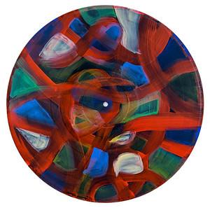 Sara Roizen Vinyl Mandala - Vol 2 Side 19