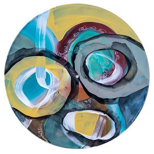 Sara Roizen Vinyl Mandala - Vol 2 Side 28