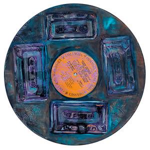 Sara Roizen Vinyl Mandala - Vol 2 Side 22