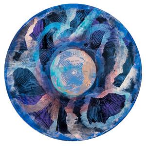 Sara Roizen Vinyl Mandala - Vol 2 Side 60
