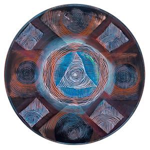 Sara Roizen Vinyl Mandala - Vol 2 Side 15