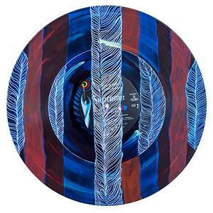 Sara Roizen Vinyl Mandala - Vol 2 Side 4