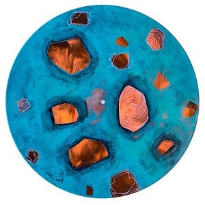 Sara Roizen Vinyl Mandala - Vol 2 Side 42