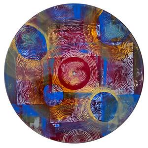 Sara Roizen Vinyl Mandala - Vol 2 Side 2