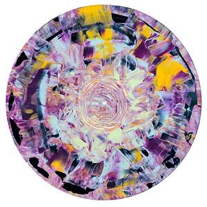 Sara Roizen Vinyl Mandala - Vol 2 Side 7