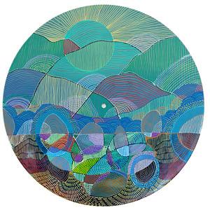 Sara Roizen Vinyl Mandala - Vol 3 Side 33