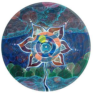Sara Roizen Vinyl Mandala - Vol 3 Side 29