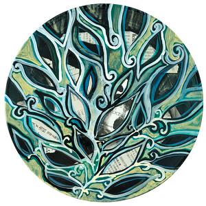 Sara Roizen Vinyl Mandala - Vol 3 Side 22