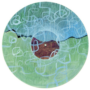 Sara Roizen Vinyl Mandala - Vol 3 Side 25