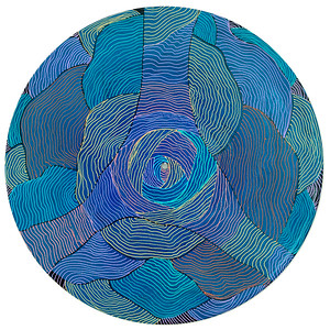 Sara Roizen Vinyl Mandala - Vol 3 Side 42