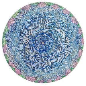 Sara Roizen Vinyl Mandala - Vol 3 Side 55