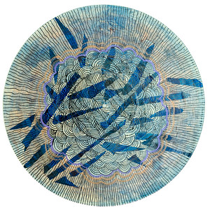 Sara Roizen Vinyl Mandala - Vol 3 Side 43