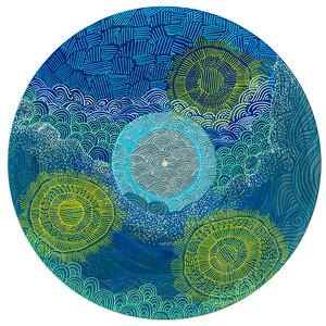 Sara Roizen Vinyl Mandala - Vol 3 Side 21
