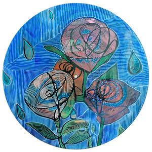 Sara Roizen Vinyl Mandala - Vol 3 Side 44