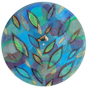 Sara Roizen Vinyl Mandala - Vol 3 Side 28