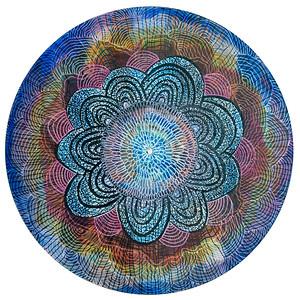 Sara Roizen Vinyl Mandala - Vol 3 Side 40