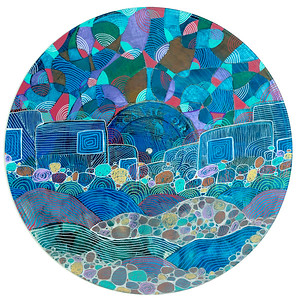 Sara Roizen Vinyl Mandala - Vol 3 Side 46