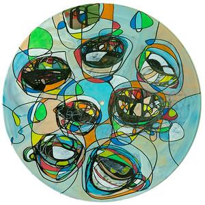 Sara Roizen Vinyl Mandala - Vol 3 Side 12