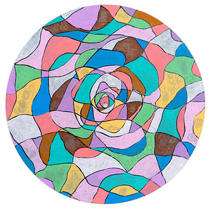 Sara Roizen Vinyl Mandala - Vol 3 Side 49