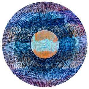 Sara Roizen Vinyl Mandala - Vol 3 Side 6