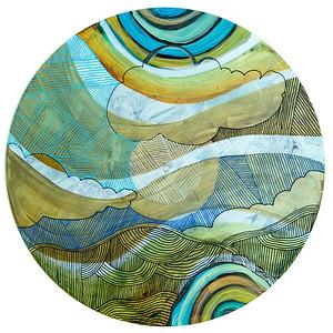 Sara Roizen Vinyl Mandala - Vol 3 Side 27