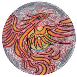 Sara Roizen Vinyl Mandala - Vol 3 Side 4