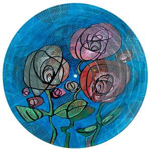 Sara Roizen Vinyl Mandala - Vol 3 Side 37