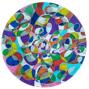 Sara Roizen Vinyl Mandala - Vol 3 Side 35