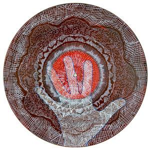 Sara Roizen Vinyl Mandala - Vol 3 Side 15